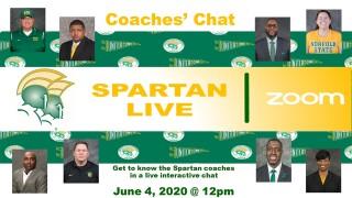 NSU coaches chat