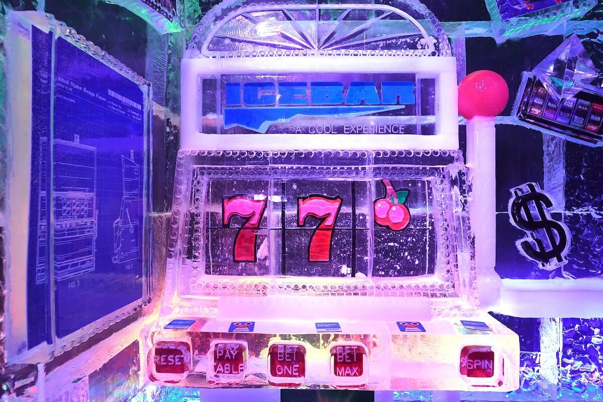 ICEBAR Grand Opening