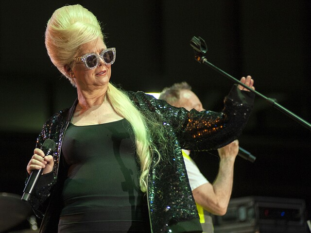 B-52's, Rick Springfield and Loverboy play Taste of Cincinnati