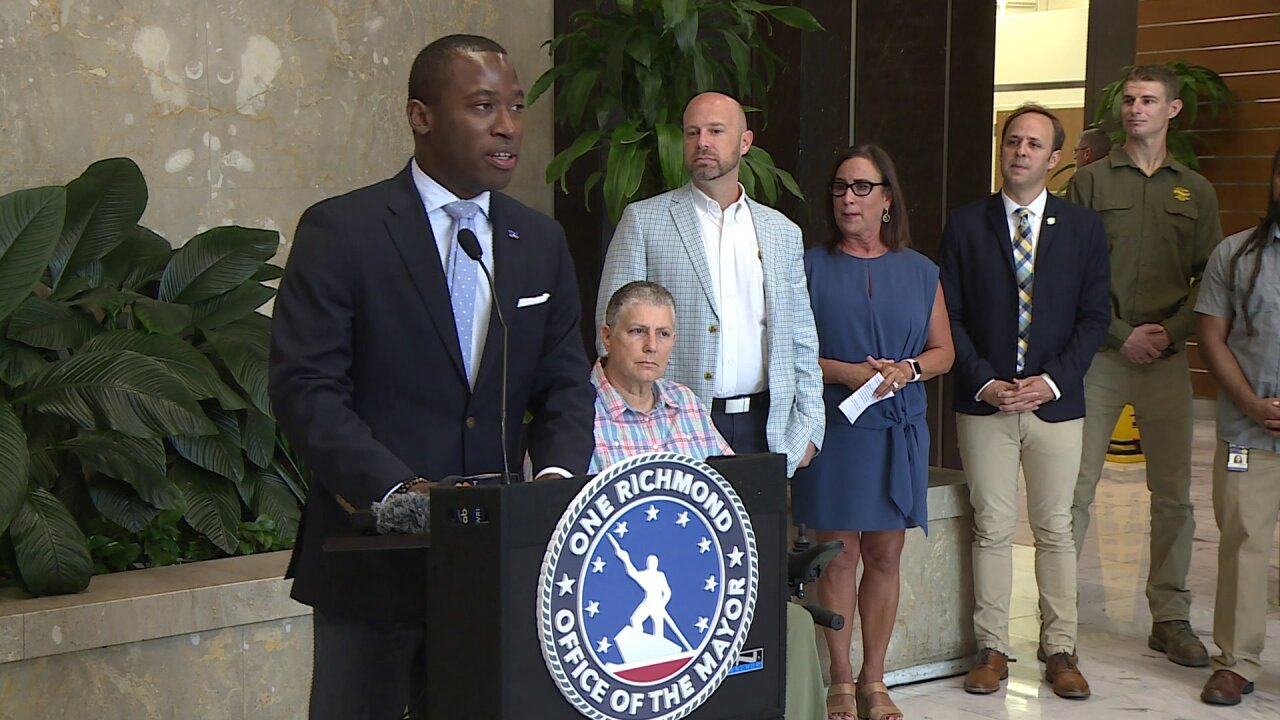 Mayor Stoney announces $15 million end-of-year budget surplus