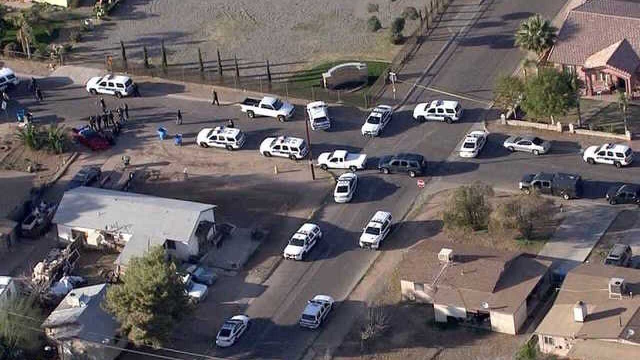 PD: Three people killed, suspect dead in Phoenix officer-involved