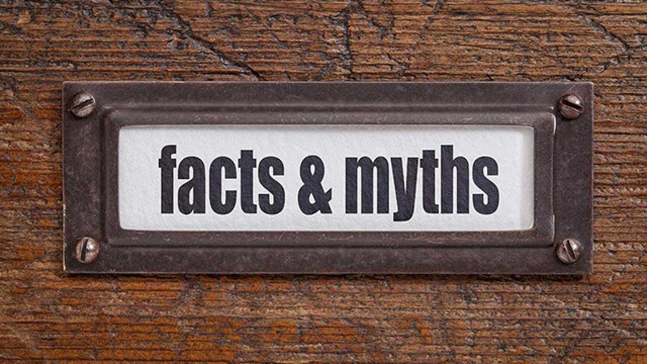5 personal injury claim myths