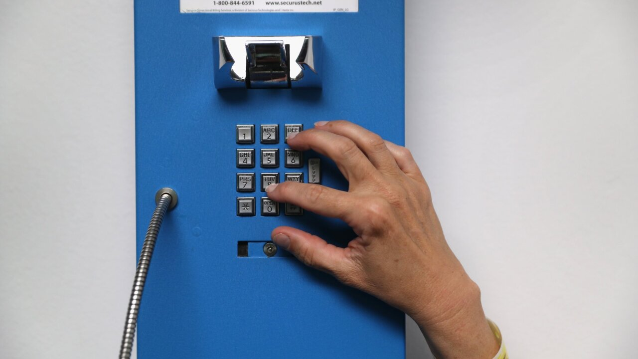 New York is the first major city to allow free calls from jail