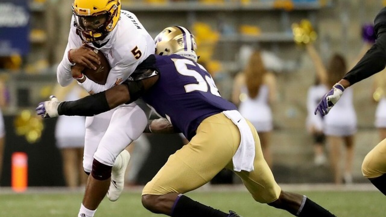 3 big takeaways from the Sun Devils' loss to No. 10 Washington