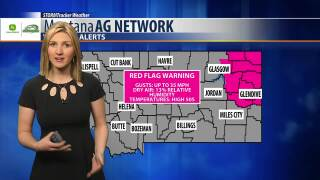 Montana Ag Network Weather: April 25th