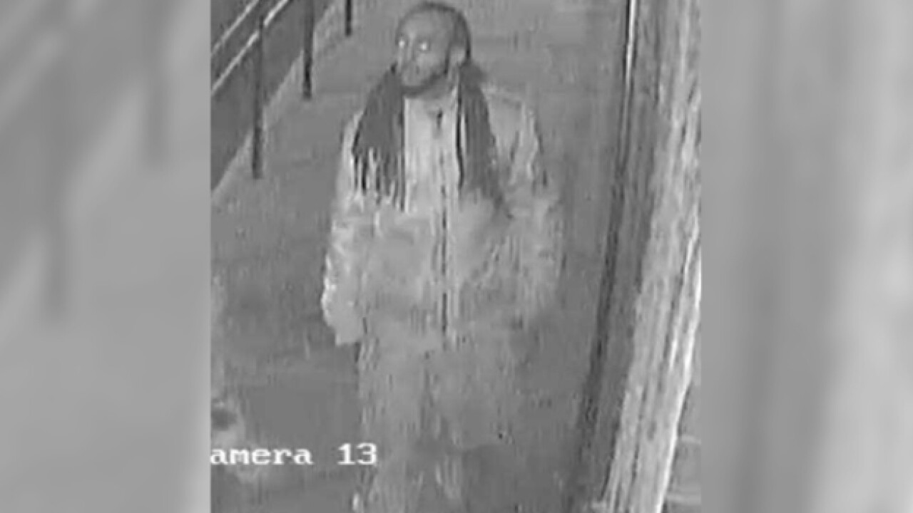 Police Search For Person Of Interest In Cloud IX Shooting