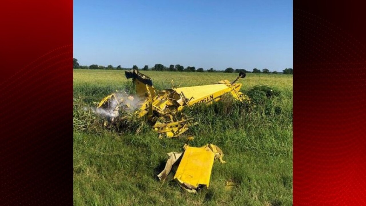 Crop duster crash Welsh.jpg