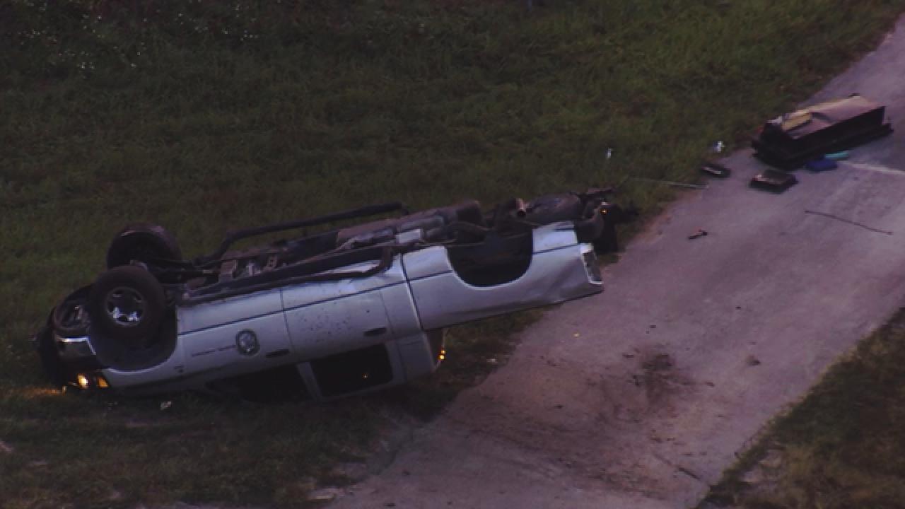 Alligator trapper killed in crash in Pasco Co.