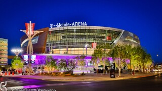 PHOTOS: Opening of T-Mobile Arena and The Park