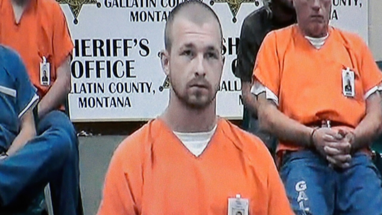 Tory Gee in Gallatin County court on October 21