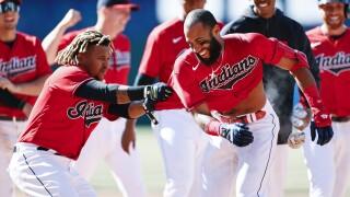 Cubs Indians Baseball