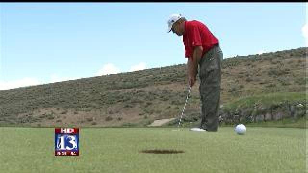 Promontory's 8,000-yard Painted Valley course
