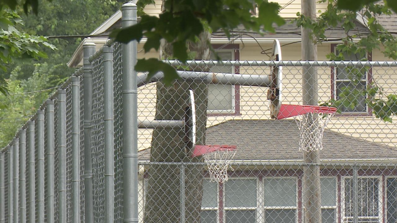 Basketball Nets - LaCrone Park