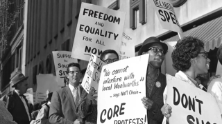 Researcher explains what 1960s protests can teach present day activists