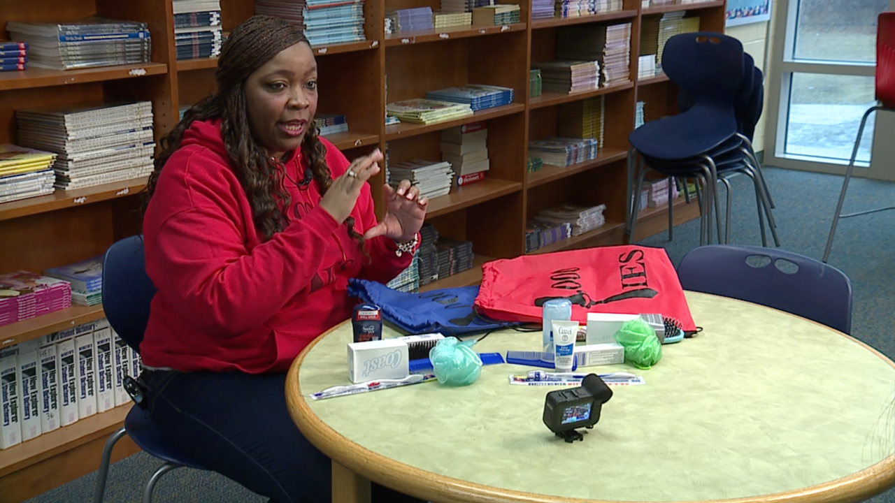 '1,000 Ties' hosting resource fairs for families in need during pandemic