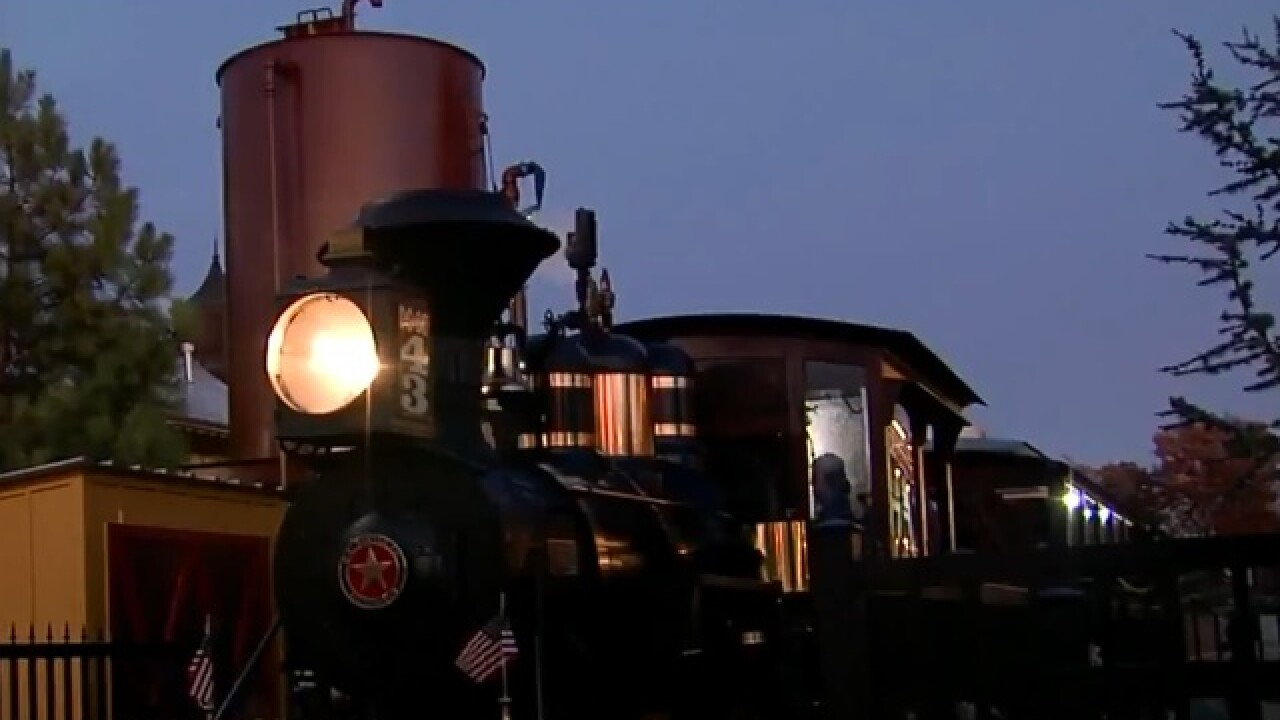 Church on the Move sells Dry Gulch; Christmas Train could move to another state