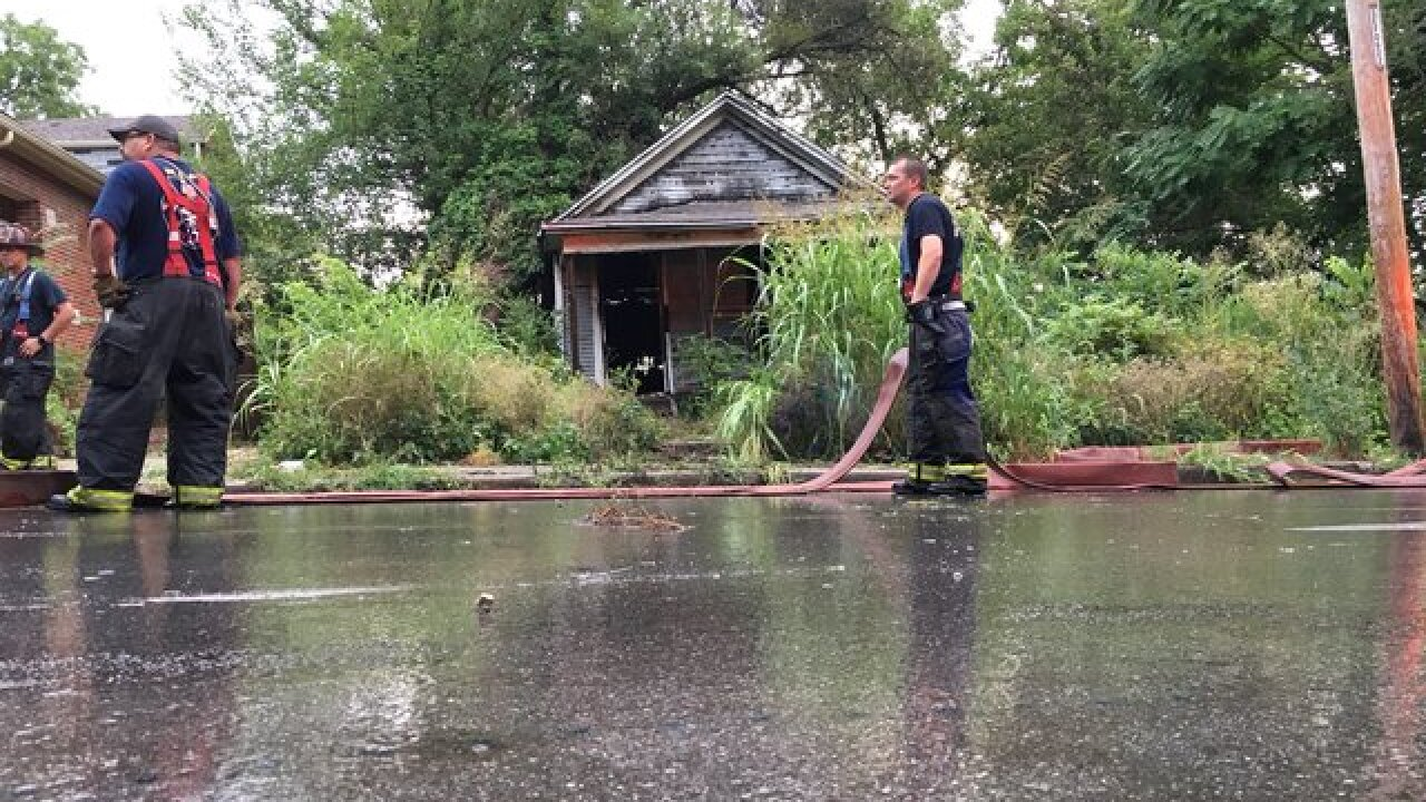 Vandalized hydrants hinder firefighters' efforts