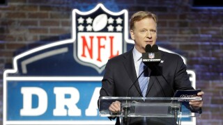 Bud Light giving fans chance to virtually boo NFL commissioner from home during NFL Draft