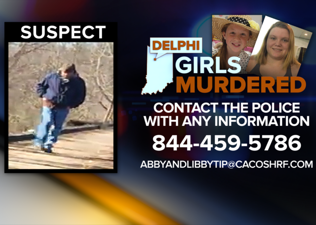 DELPHI TIMELINE: Disappearance and murders of Liberty German and Abigail Williams