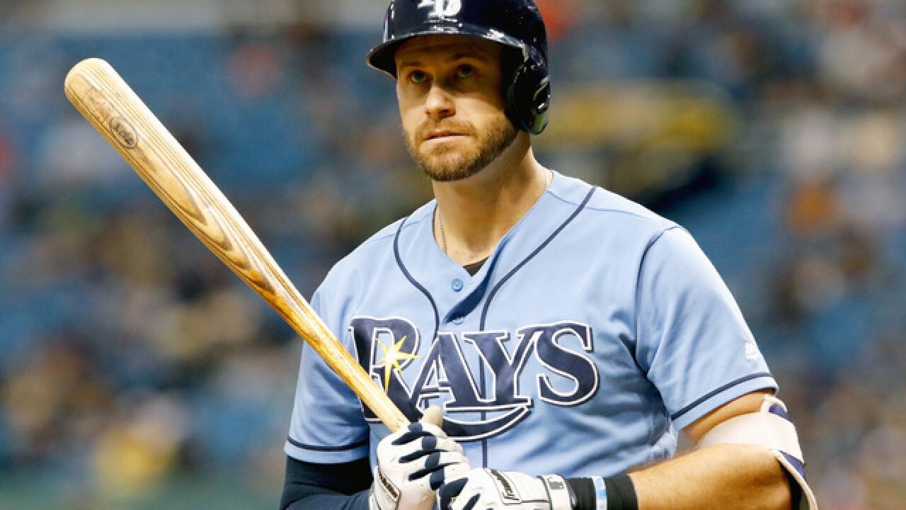 Report: Rays trade Evan Longoria to Giants