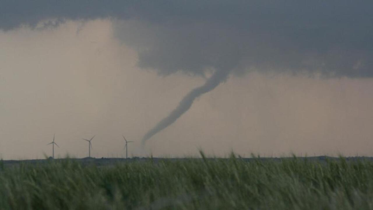 Record start to tornado season