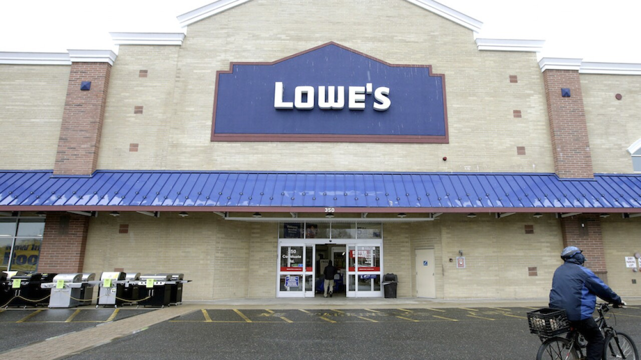 Tool rental coming to Lowe's stores nationwide