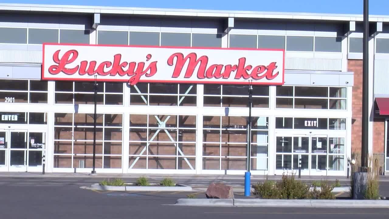 Lucky's Market Missoula