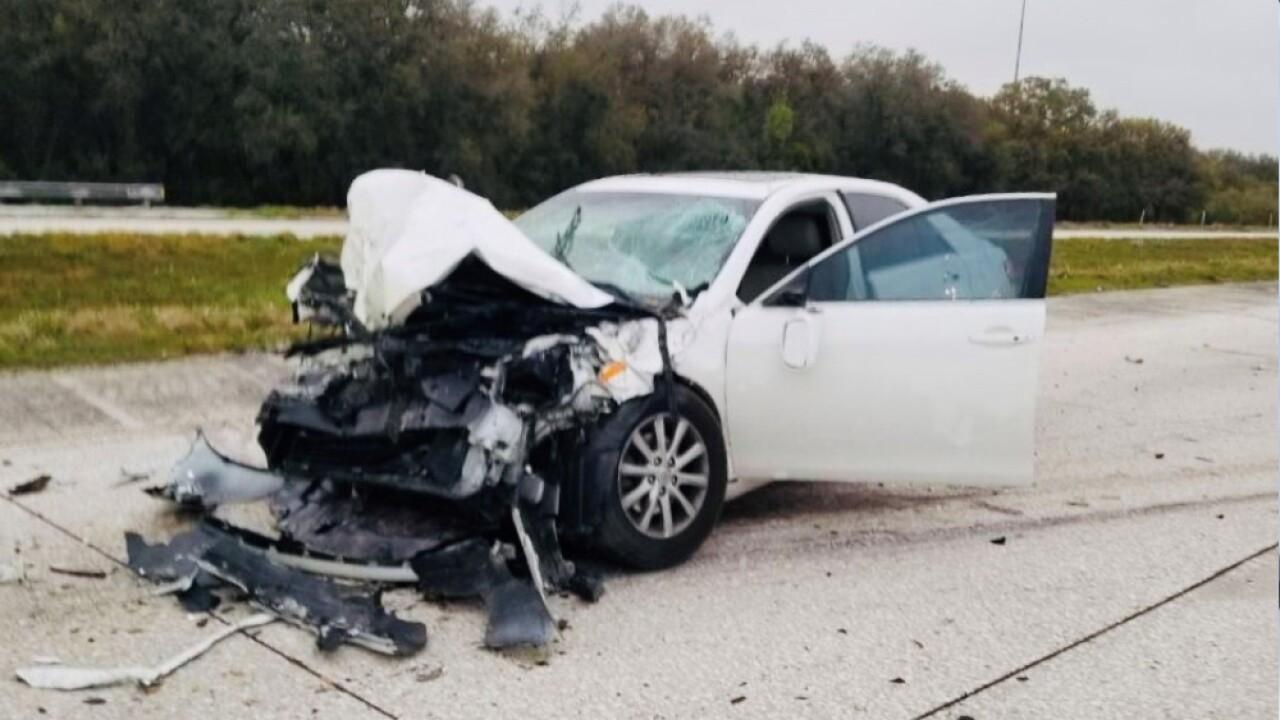 Retired Sarasota paramedic killed in fiery I-75 crash while