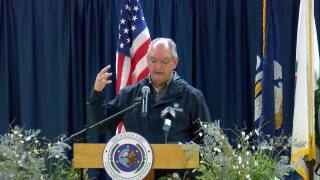 Governor Edwards on long-term recovery