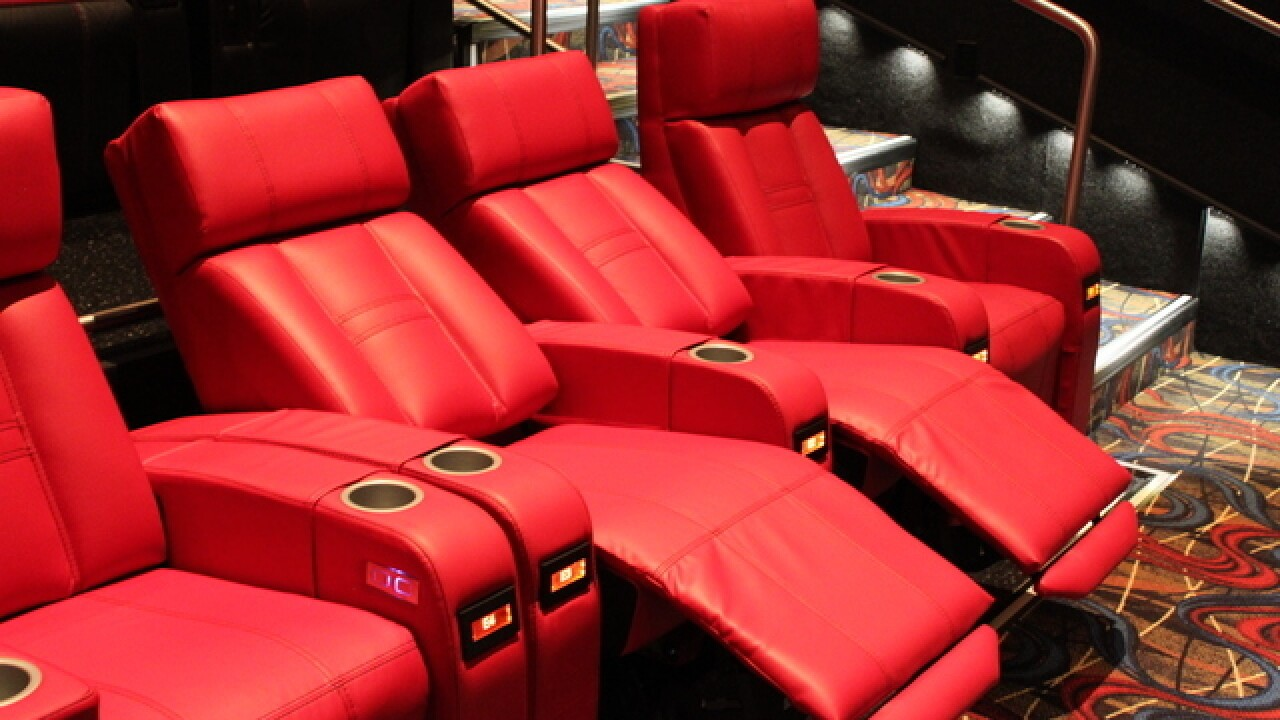 Movie theaters are adding comfy seats, booze -- even gourmet meals -- to lure us back to the cinema