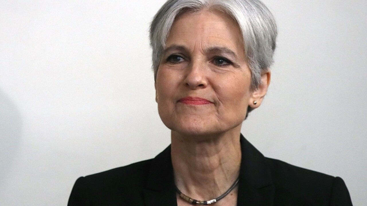 Jill Stein's campaign is being investigated for collusion with the Russians, committee chair says