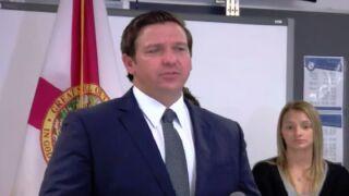 Gov. DeSantis announces executive order to eliminate Common Core in Florida