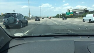 Driving You Crazy: Why do they pave parts of I-25 with asphalt and other areas with concrete?