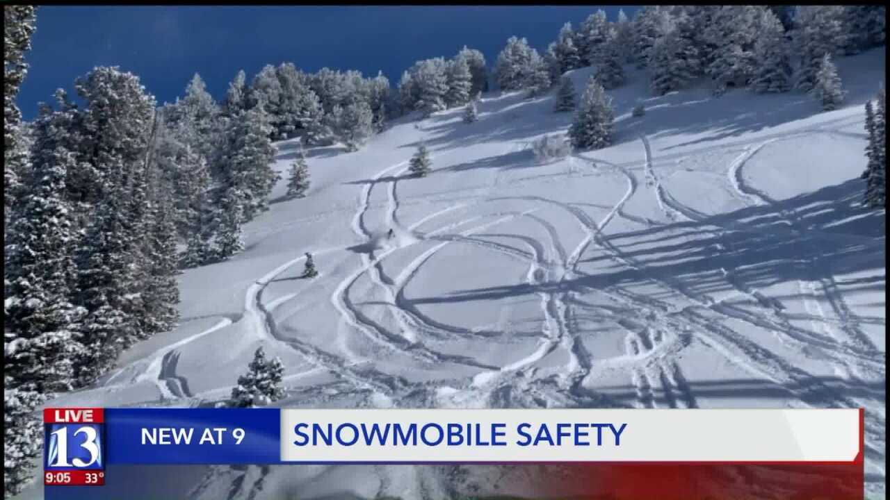 Fatal snowmobile accident triggers push for awareness andeducation