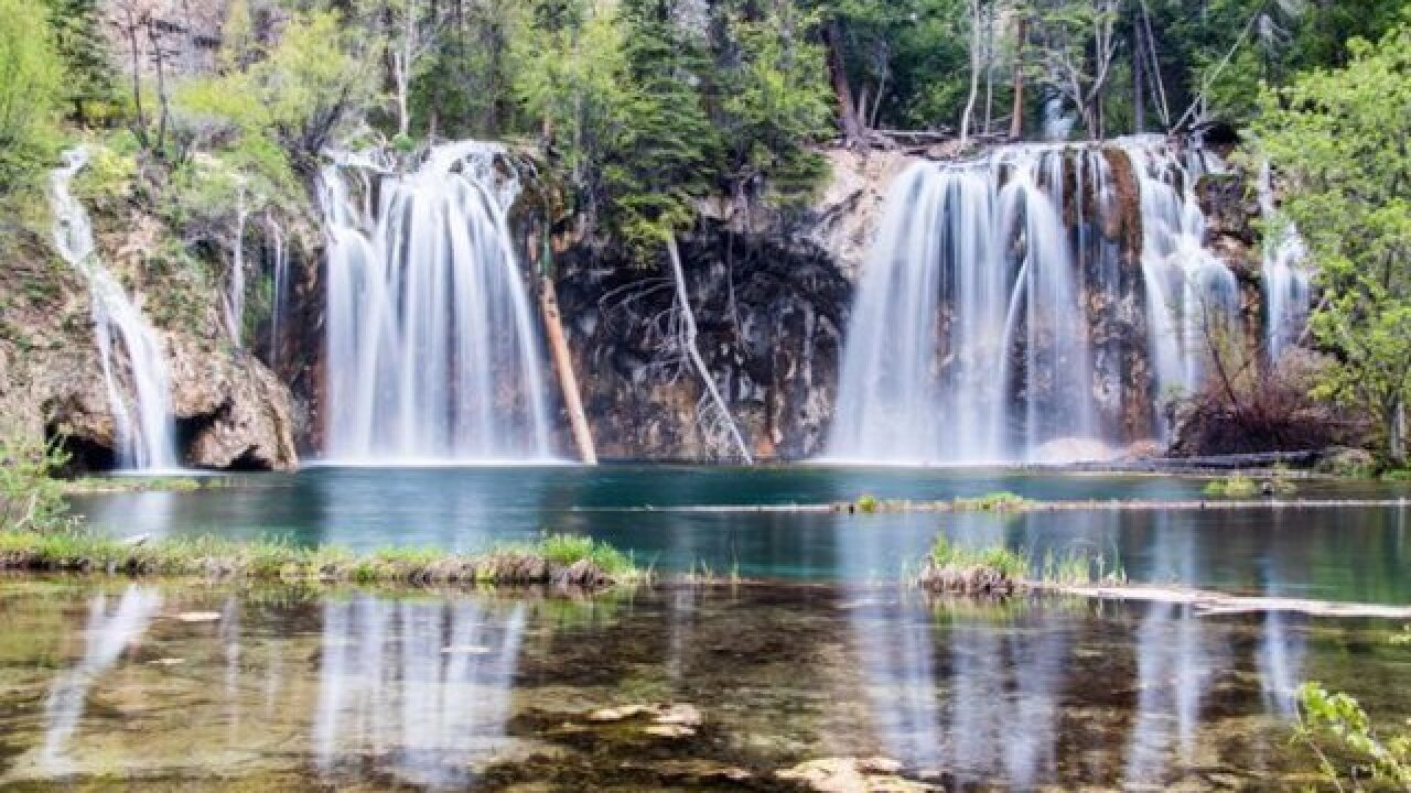 Child dies at Hanging Lake in Garfield County