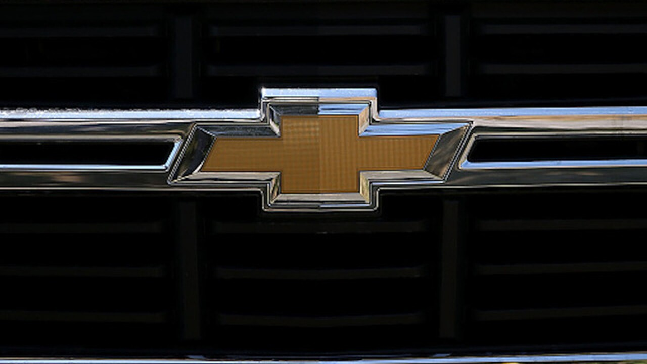 GM's new Chevy Blazer will be built in Mexico
