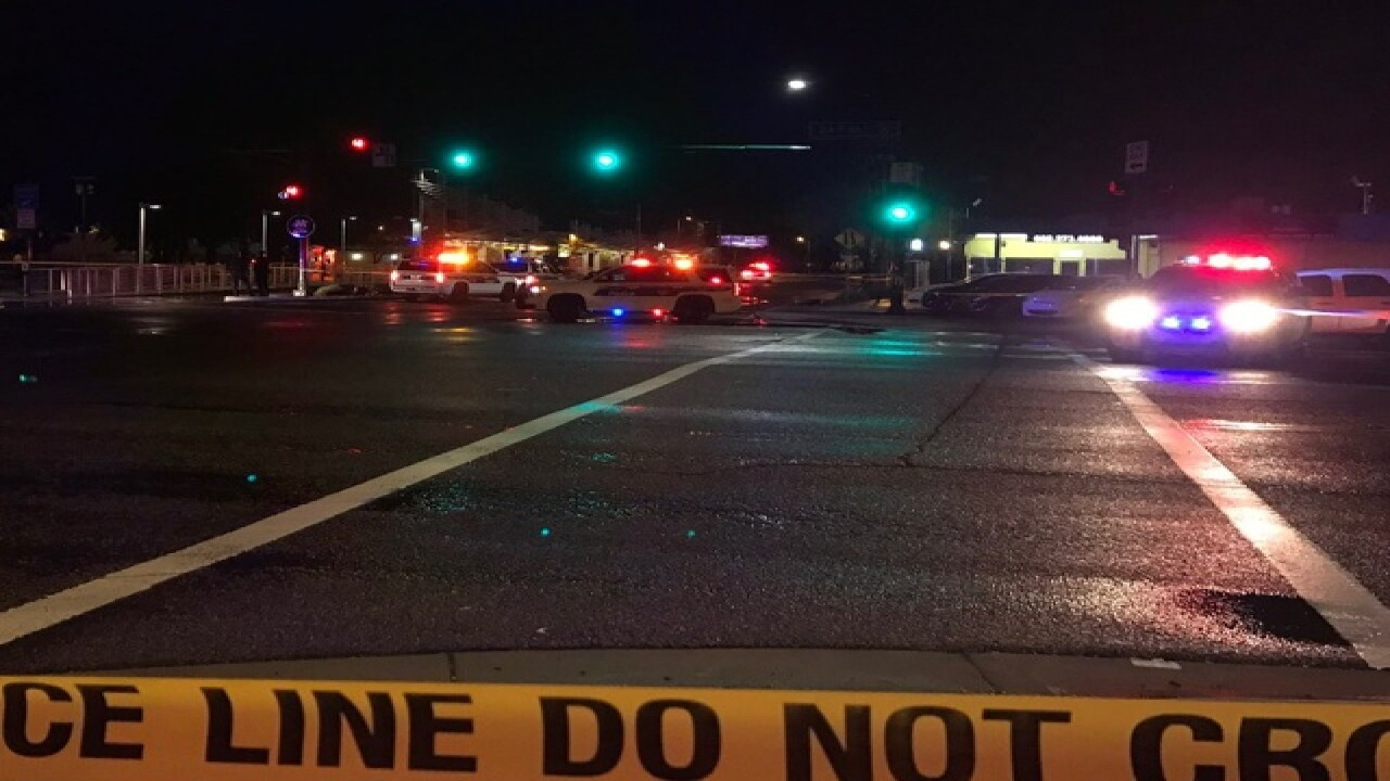PD investigating after 2 shot in Phoenix