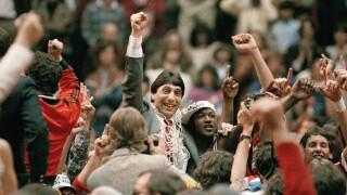 Jim Valvano 1983 NCAA Tournament Championship