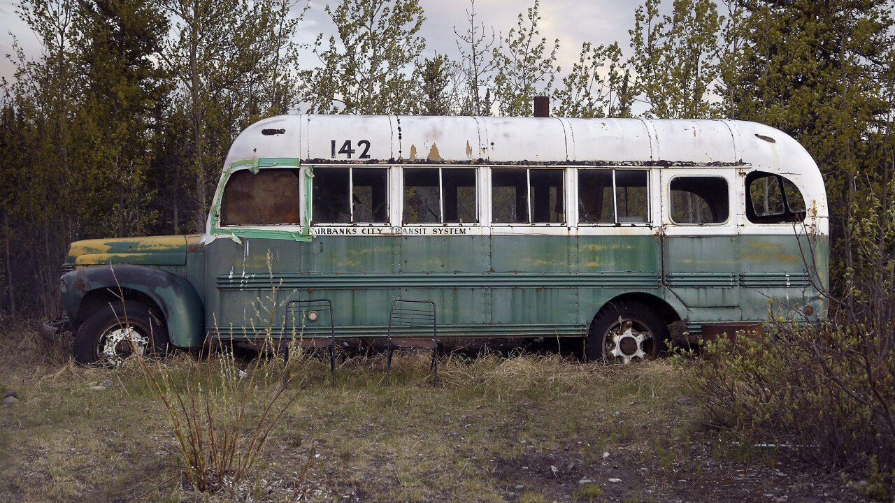 Woman died after trying to reach the famous 'Into the Wild' bus