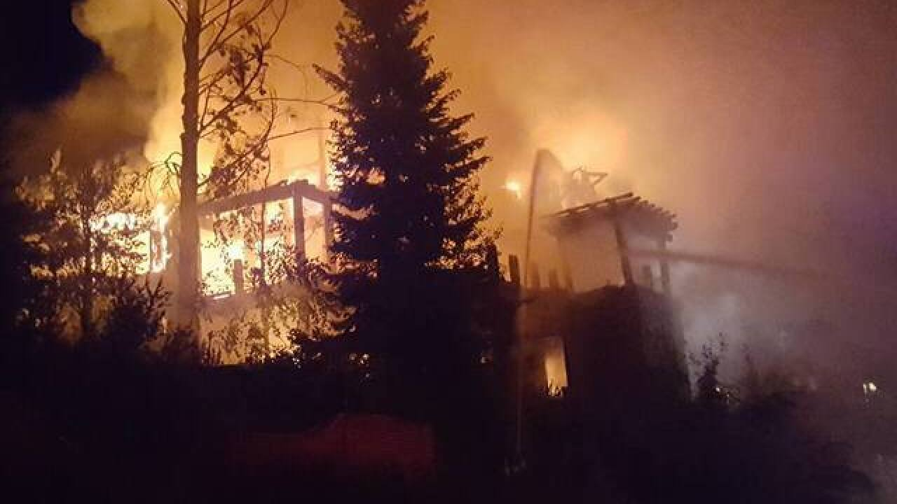 Fatal Donnelly fire ruled accidental