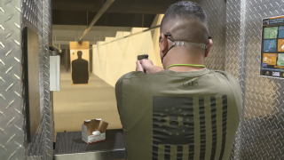 Gun stores prepare for one of the busiest days amid already busy year