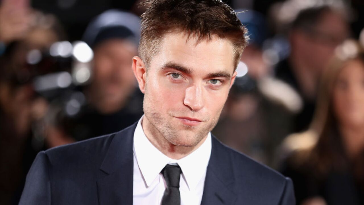 First look at Robert Pattinson at 'The Batman' teased