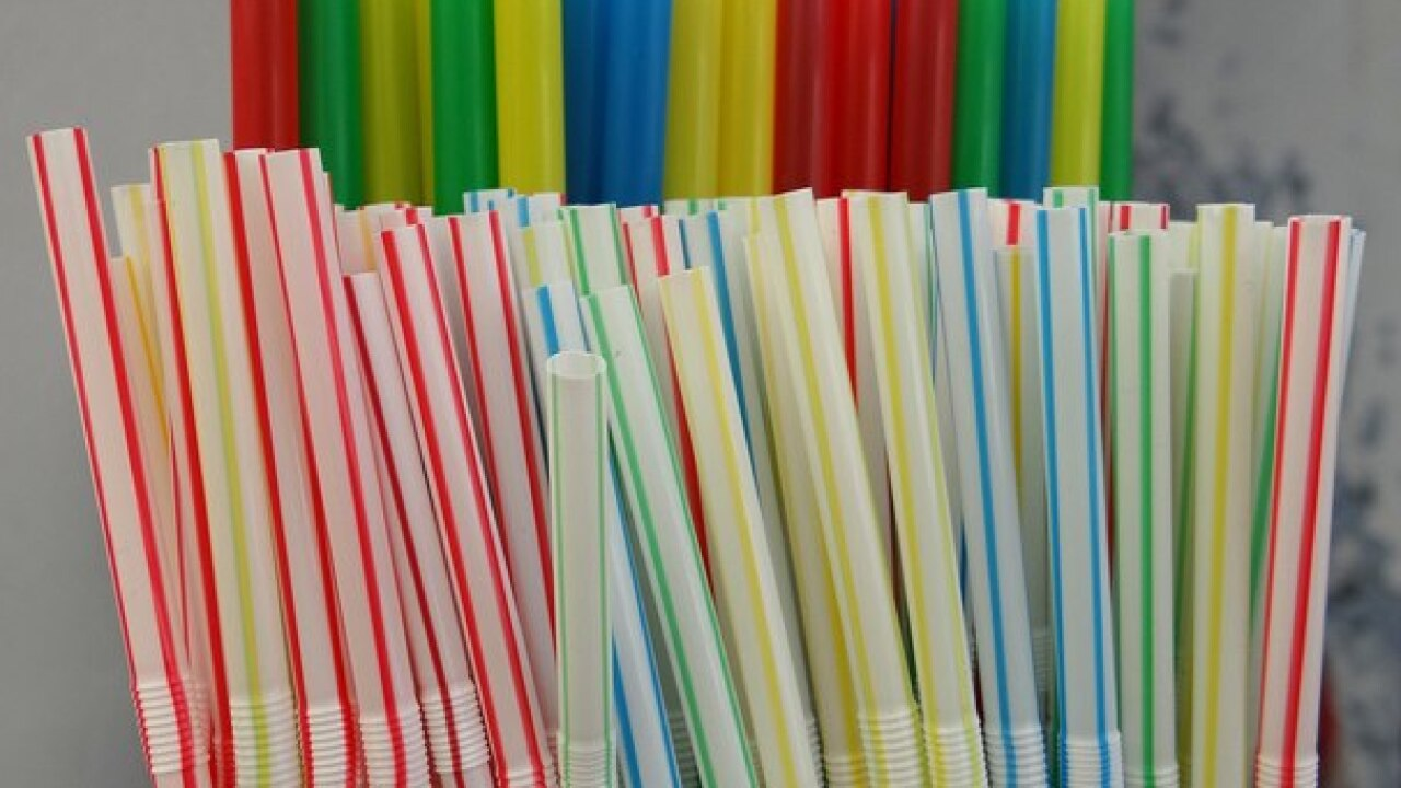 Europe plans ban on plastic cutlery, straws and more