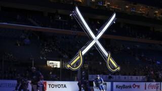 Red Wings Sabres Hockey