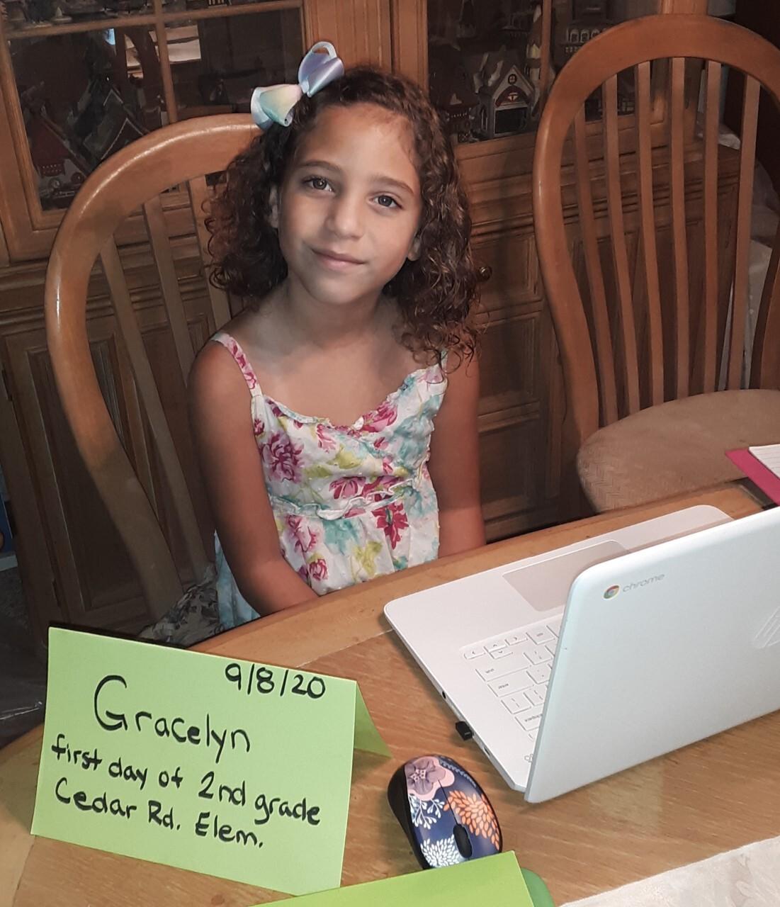 Gracelyn Burns Cedar Grove Elementary, 2nd Grade.jpg