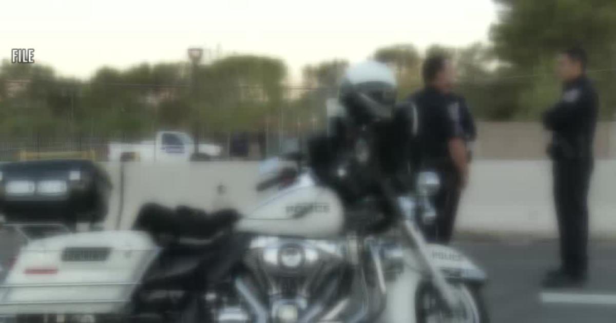 North Las Vegas Police Department receives DOJ grant