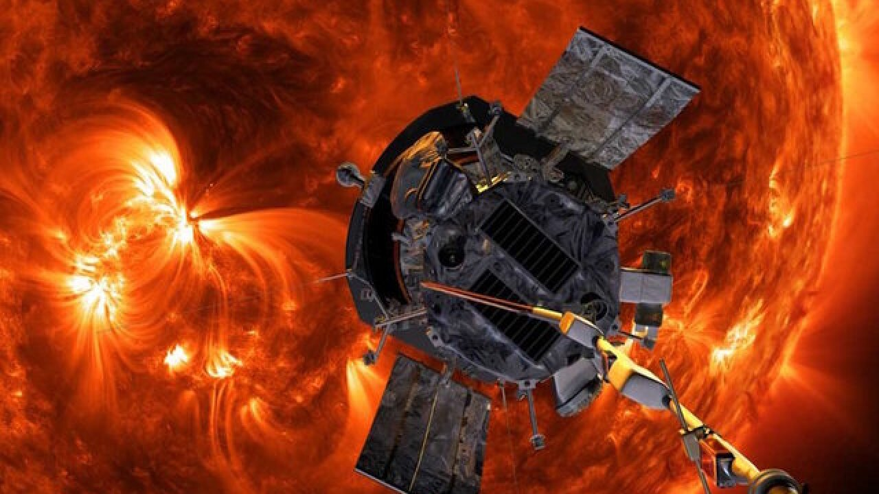 NASA breaks world record of getting closest to the sun