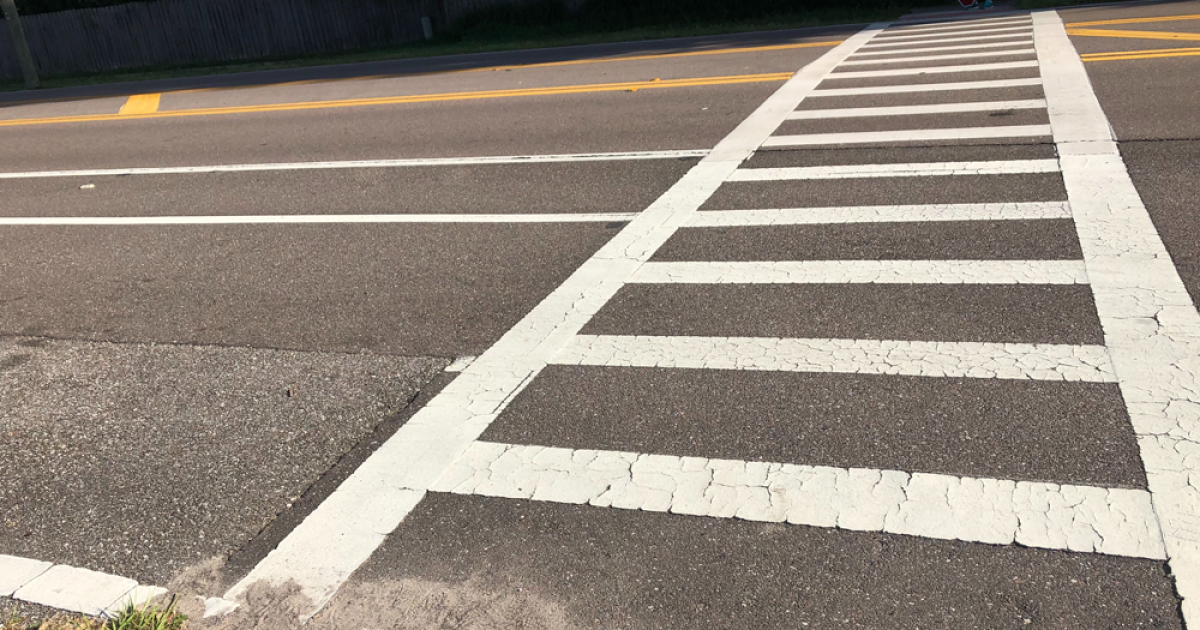 New crosswalks coming to Busch Blvd. to make crossing safer for pedestrians