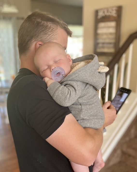 Brie and Baby Three - Sleep training blog