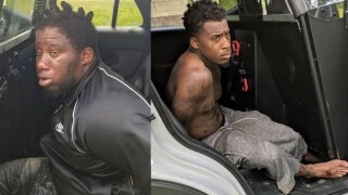 Burglary suspects arrested Saturday in Martin County.